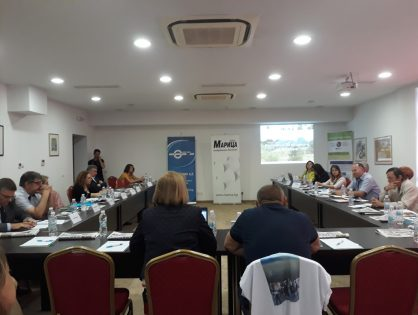 "Participation in a public debate on ""Polluted air – threats of the present and future of Plovdiv"""