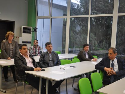 "The Association ""The Business for Plovdiv"" met the Employer's club – Stara Zagora"