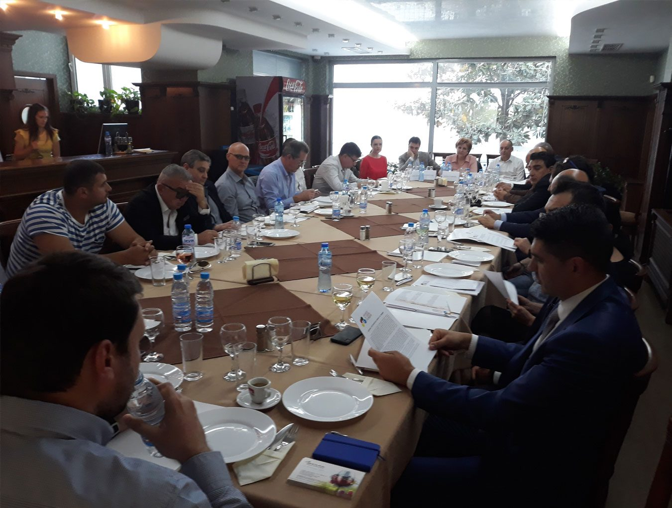 """The Association """"The Business for Plovdiv"""" discussed legislative proposals with Members of Parliament – Plovdiv town"""