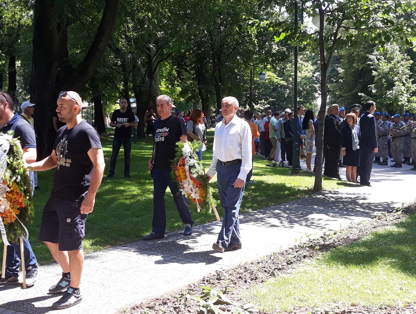 Day of Hristo Botev and those who gave their lives for Bulgaria's freedom