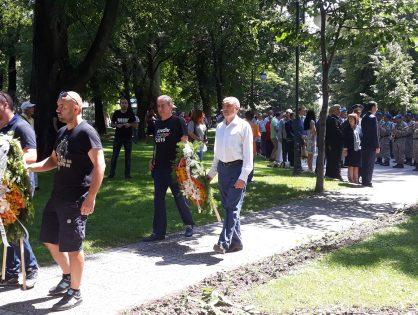 Ден на Ботев и загиналите за свободата и независимостта на България