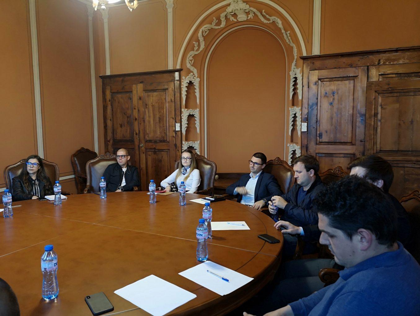 """Сдружение """"Бизнесът за Пловдив"""" тази година се разшири с формата NEXT GENERATION."""