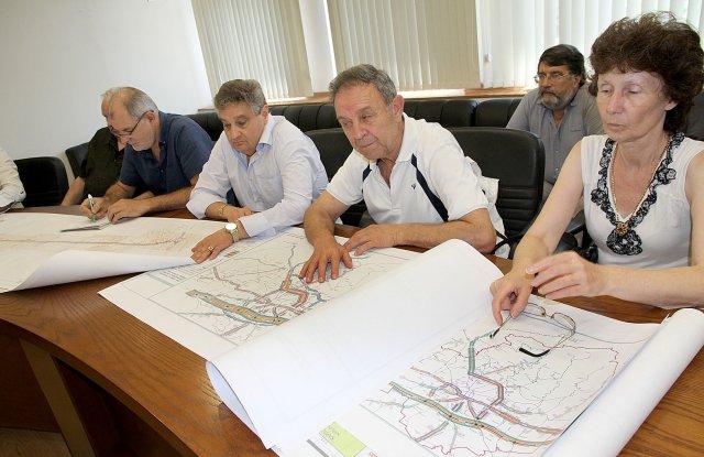 Проектът за естакада на Асеновградско шосе - стъпка напред към осъществяването