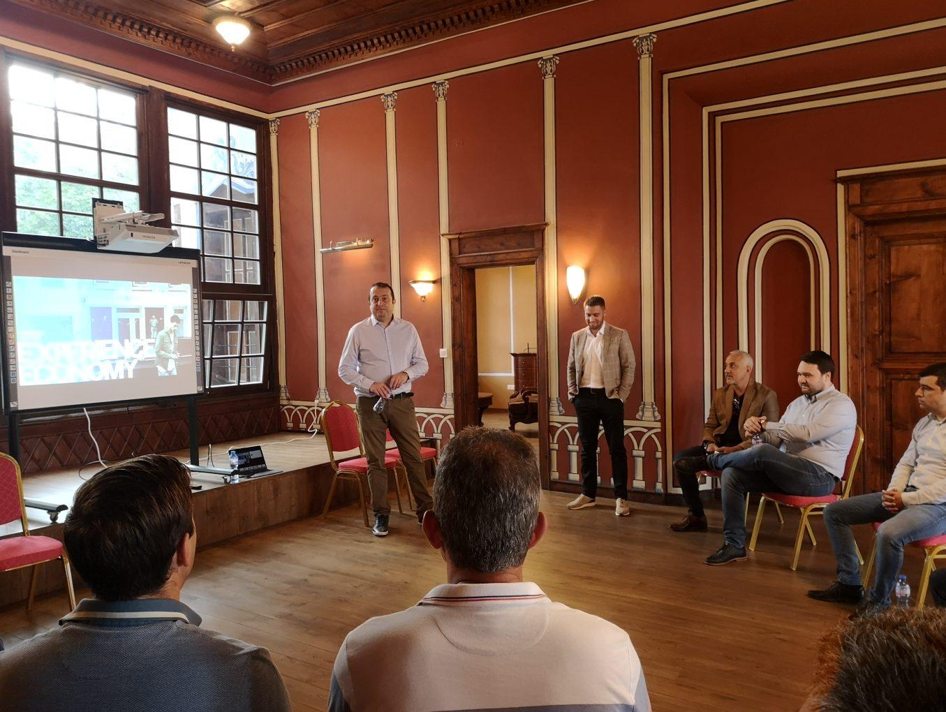 """SAP България представи възможностите си за индивидуализирани софтуерни решения пред """"Бизнесът за Пловдив"""""""