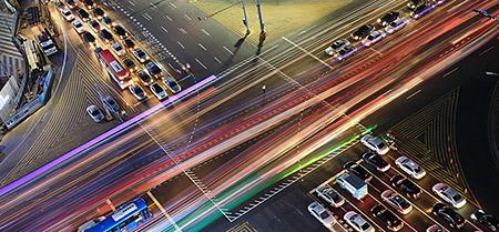 Безопастност на движението и облекчаване на трафика