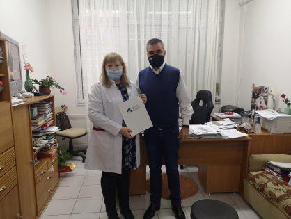 """СНЦ """"Бизнесът за Пловдив"""" продължава даренията към Кръвния център"""